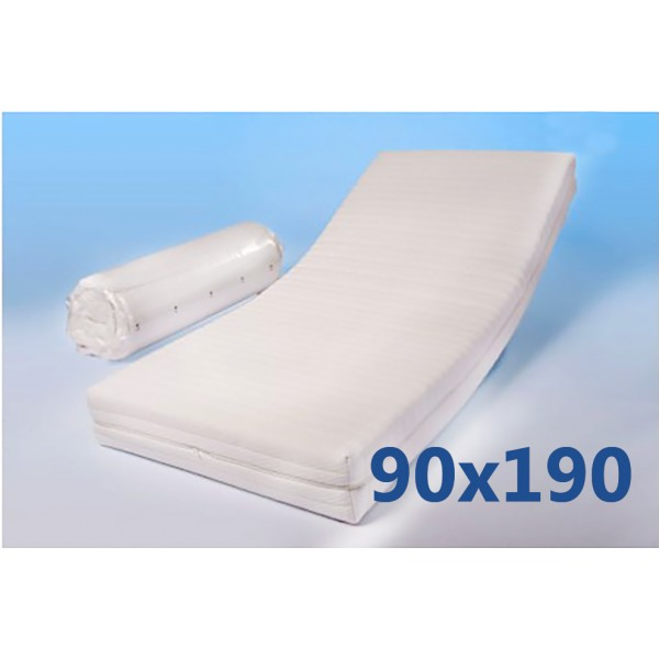 materasso ortopedico sfoderabile morfeo 90X190