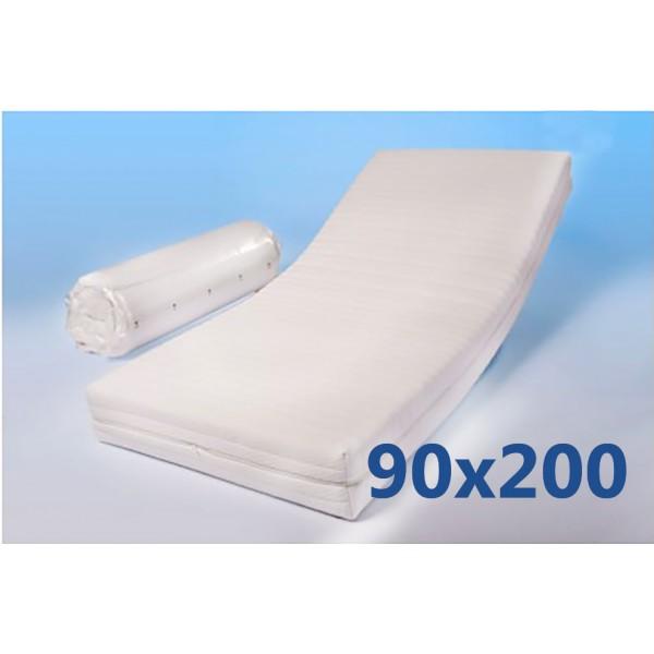 materasso ortopedico sfoderabile morfeo 90X200