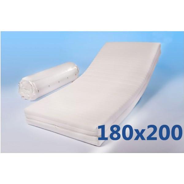 materasso matrimoniale morfeo 180X200 sfoderabile